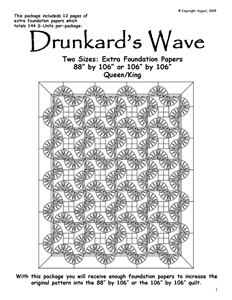 Drunkard's Wave Queen/King