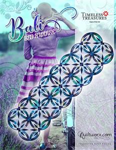 Bali Bed Runner 2014