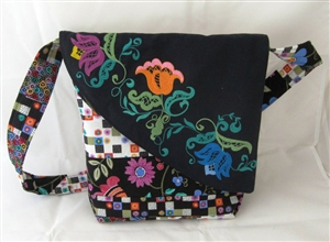 Flip Flap Bag Pattern