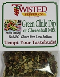 Green Chile Dip Mix