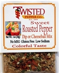 Sweet Roasted Pepper Dip Mix