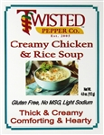 Creamy Chicken & Rice Soup Mix