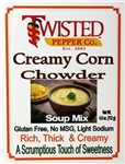 Creamy Corn Chowder Soup Mix by Twisted Pepper