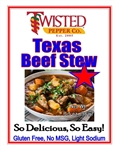Texas Beef Stew Mix by Twisted Pepper