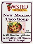 New Mexico Taco Soup Mix by Twisted Pepper