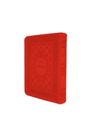 Siddur Tehillat Hashem with Tehillim - PU - Soft Cover - Red