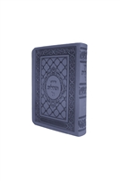 Siddur Tehillat Hashem with Tehillim - PU - Soft Cover - Light Purple