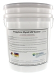 Propylene Glycol USP - 4.6 Gallons (40 pounds)