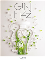 Gin Fizz, created in 1955 in homage to the incomparable talent & beauty of Grace Kelley, marked the decade. A very chic perfume, sparkling and fresh, evoking elegance as well as the cocktail that was in fashion that year in American-style bars in Paris.