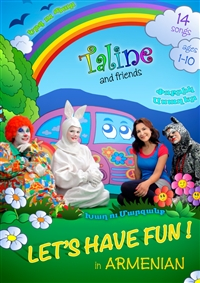 Taline & Friends - Let's Have Fun in Armenian DVD
