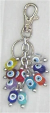 Evil Eye Keychain 17