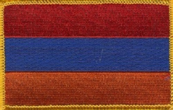Armenian Patch Flag