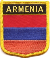 Armenian Patch (Shield)