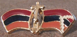 Armenian Flag Pin 2
