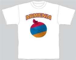 Children's Tshirt3 Armenian Pomegranate