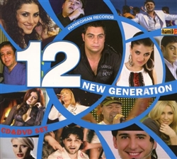New Generation 12 - CD/DVD Set