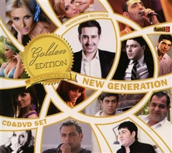New Generation Golden Edition - CD/DVD Set