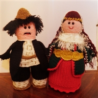 Artsakh Collectible Dolls