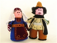 Karin/Erzroum Collectible Dolls