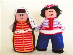 Zeytoun Collectible Dolls