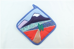 Mt. Ararat Pot Holder