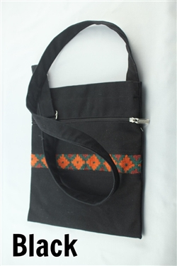 Carpet Shoulder Bag