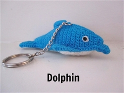 Animal Keychain - Dolphin