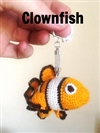 Animal Keychain - Fish