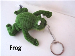 Animal Keychain - Frog