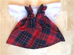 Dress - Large - Plaid