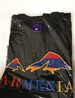 Adult Tshirt 9 Black Ararat