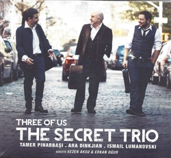 Ara Dinkjian The Secret Trio
