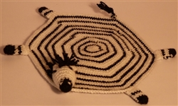 Animal Coaster Zebra