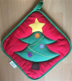 Christmas Pot Holder 1