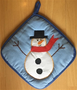 Christmas Pot Holder 3