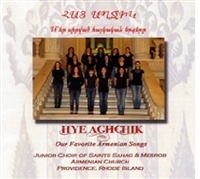 Hye Aghchik Our Favorite Armenian Songs