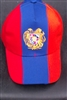 Armenia Tricolor Golf Cap - Coat Of Arms