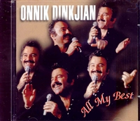 Onnik Dinkjian - All My Best