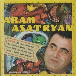 Aram Asatryan - The Very Best