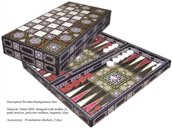 Backgammon (larger board)