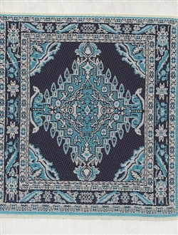 Drink Coaster Set 2 Armenian Rug