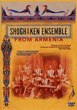 Shoghaken Ensemble from Armenia