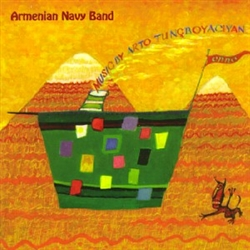 Armenian Navy Band - Bzdig Zinvor