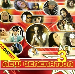 New Generation 3 - CD/DVD Set