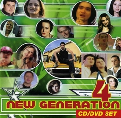 New Generation 4 - CD/DVD Set