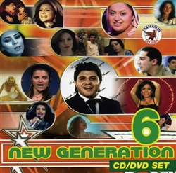 New Generation 6 - CD/DVD Set