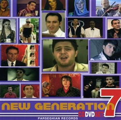 New Generation 7 - CD/DVD Set