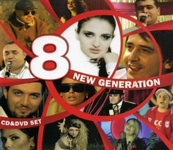 New Generation 8 - CD/DVD Set