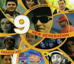 New Generation 9 - CD/DVD Set