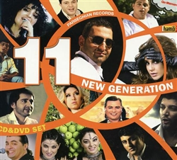 New Generation 11 - CD/DVD Set